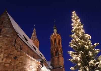 Adventsstimmung am Münster