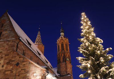 Adventsstimmung am Münster